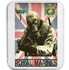 ROYAL MARINES COMMANDOS - MOUSE MAT/PAD AMAZING DESIGN