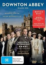 Downton Abbey : Season 1 [ 4 DVD Set ] NEW & SEALED, Region 4+2+5...6834