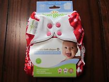 NIP New Bumgenius 4.0 Pocket Diaper Carroll Print