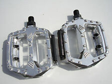 "NOS Shimano DX Style BMX Bicycle Freestyle Bike Pedals 1/2"" GT Hutch Haro Skyway"