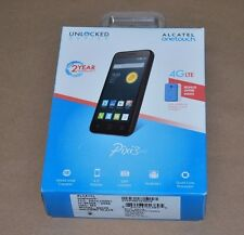 Alcatel OneTouch Pixi 3 (4.5) 50170 Unlocked 4G LTE 5MP Android - Volcano Black