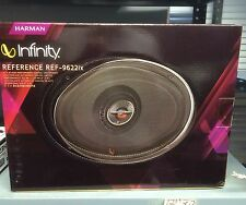 "Infinity REF9622ix 600W 6x9"" Reference Series 2-way Coaxial Speakers Brand New"