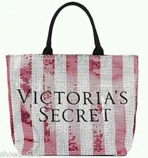 Victoria's Secret 2015 Black Friday Sequin Limited Edition Tote Book Shopper Bag