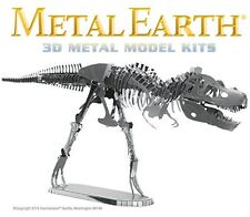 Fascinations Metal Earth T. Rex Skeleton 3D Model Kit Tyrannosaurus