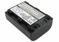 UK Battery for Sony CR-HC51E DCR-30 NP-FH30 NP-FH40 7.4V RoHS