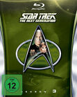 Blu-ray * STAR TREK : THE NEXT GENERATION - SEASON 3 - TNG # NEU OVP =