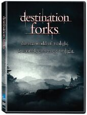 Destination Forks: The Real World of Twilight (DVD, Audio: English & French)