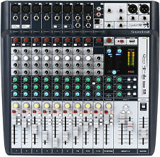 New Soundcraft Signature 12 USB Mixer Buy it Now! Make Offer! Auth Dealer!