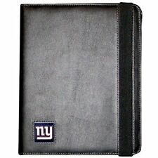 NFL iPad 2 FAUX LEATHER BOOK FOLIO CASE NEW YORK NY GIANTS FIPC090B