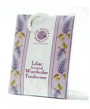 The Master Herbalist Lilac Wardrobe Freshener Closet or Drawer