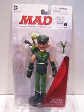 DC Direct MAD Just Us League of Stupid Heroes Green Arrow  2012 MOC