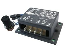230VAC SPEED / POWER CONTROLLER, PWM CONTROLLER UNIT (M028N)