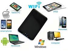 Disque dur externe portable 500 Go Autonome sans Fils WiFi USB 2.0 / 3.0