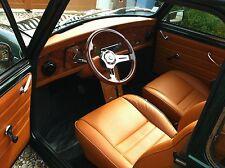 """Les sièges de l'intérieur- La Sellerie """"Classics""""- Mini Austin Cooper"""