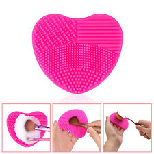 Make up Brush Cleaner Scrubber Cosmetic Cleaning Accessories Hand Tool Glove Pad