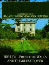 Highgrove: An Experiment in Organic Gardening and Farming-ExLibrary