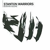 Stanton Warriors : Stanton Sessions Vol.3: Mixed By Stanton Warriors CD (2008)