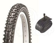 Bicycle Tyre Bike Tire Mountain Bike 26 x 1.95 with Schrader Tubes