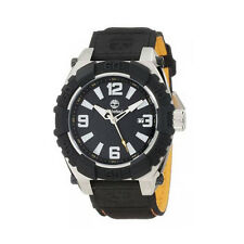 Timberland 13321JSTB-02B Hookset Men's Black Dial Analogue Quartz Watch