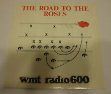 WMT Radio Road To The Roses Football Private Label Vinyl Record LP