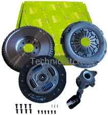 FORD MONDEO 2.0 TDI 6 SP DUAL MASS TO SMF FLYWHEEL WITH VALEO CLUTCH KIT AND CSC