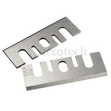 HSS Planing Planer Blades Replacement For Makita Ryobi Hitachi Wolf/Kango 82mm
