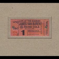 Live at the Kasbah by James Van Buren (CD, Apr-2004) with Richie Cole