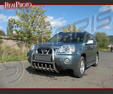 NISSAN X-TRAIL MK1 01-06 SIDE STEPS / RUNNING BOARDS + GRATIS!!! STAINLESS STEEL