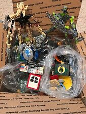 BIG Lot of LEGO bricks, bionicle, minifigures,  technic and more 7 pounds