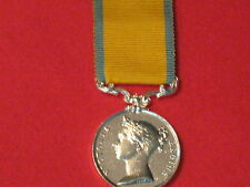 FULL SIZE BALTIC MEDAL 1854 MUSEUM COPY MEDAL & RIBBON.