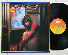 Karla Bonoff ‎– Restless Nights    Vinyl  LP   CBS ‎– S CBS 83587