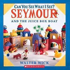 Can you See What I See: Seymour and the Juice Box Boat