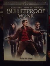 Bulletproof Monk (DVD, 2003) region 1