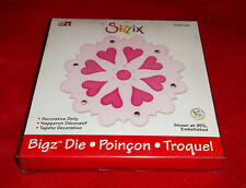 Sizzix Bigz Die - Decorative Doily  656186 NEW IN PACKAGE