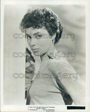 Actress Rita Gam in Night People Press Photo