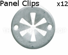 Panel Clip Volkswagen Including Passat Range/Phaeton/Polo 12pk 11550vw