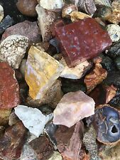 Huge Lapidary Rough Sale!!! By The Pound! Tons Sold!