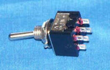 Miniature DPDT Toggle Switch ON/ON Pack Of 8 M202