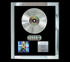 BRITNEY SPEARS BRITNEY MULTI (GOLD) CD PLATINUM DISC FREE POSTAGE!!