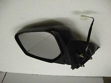 Door/Wing Mirror Black Electric L/H N/S For Mitsubishi L200 B40 2.5 Pickup 06 ON
