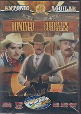 NEW  - Domingo Corrales DVD NEW Antonio Aguilar El Charro De Mexico
