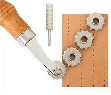 Craftool SPACER SET SYSTEM 4 Wheels 8091-00 Tandy Leather Stitching Sewing Tools