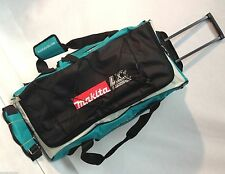 NEW Makita 831269-3 Large LXT Heavy Duty Contractor Tool Bag + Wheels and Handle