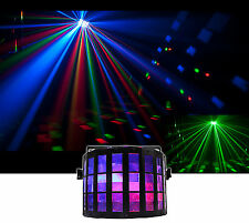 Chauvet DJ Mini Kinta IRC DMX LED RGBW Derby Club Stage Effect Beam Light