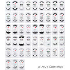 "6 AMOR US 100% Human Hair Fake Eyelashes ""Pick Your 6 Type""  *Joy's cosmetics*"