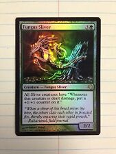 FUNGUS SLIVER FOIL 1X NM X1 Premium Deck Series Slivers magic mtg