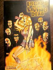 ESCAPE of the LIVING DEAD #1 (NM, 9.4) Terror, Zombies (Sept. 2005)