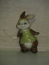 +# A016979_36 Goebel Archiv Muster Ostern Ornament Hase Bunny, grün