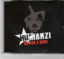 (FR661) Humanzi, Out On A Wire - 2006 DJ CD