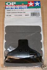 Tamiya 53268 TA03F Urethane Bumper Set (TA-03F/TA03FS/TA-03FS), NIP